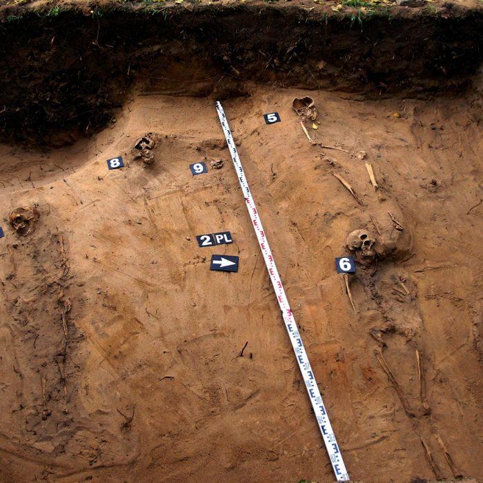 Archeologiniai tyrimai. Vilnius