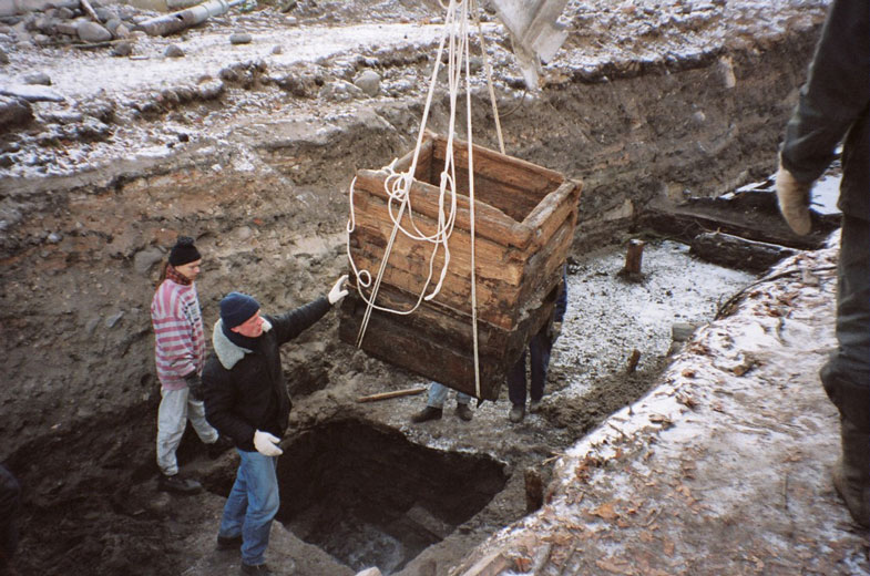 Detalieji archeologiniai tyrimai