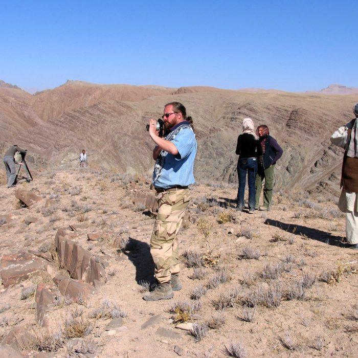 Darbai archeologinėje misijoje